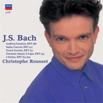 Bach: Harpsichord Works (CD)