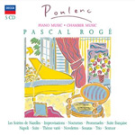 Poulenc: Solo Piano and Chamber Works (CD)
