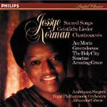 Jessye Norman - Sacred Songs (CD)