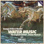 Handel: Water Music (CD)