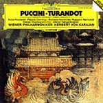 Puccini: Turandot - highlights (CD)