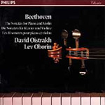 Beethoven Violin Sonatas (CD)
