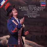 Donizetti: La fille du régiment (CD)