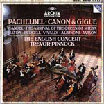 Baroque Orchestral Works (CD)