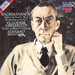 Rachmaninov: Piano Concerto No. 3 (CD)