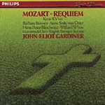 Mozart: Requiem, K626; Kyrie, K341 (CD)