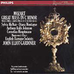 Mozart: Great Mass In C Minor, K427 (CD)