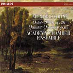Mendelssohn: Octet & String Quintet (CD)