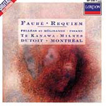 Fauré: Choral & Orchestral Works (CD)
