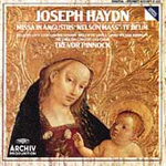 Haydn: Nelson Mass (CD)