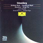 Schoenberg: Chamber Works (CD)