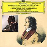 Paganini: Works for Violin and Orchestra (CD)