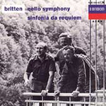Britten: Orchestral & Vocal Works (CD)