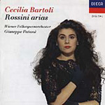 Cecilia Bartoli -  Sings Rossini Arias (CD)