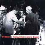 Britten: Midsummer Night's Dream (CD)