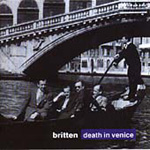 Britten: Death in Venice (CD)