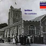 Britten: Canticles (CD)