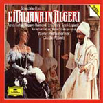 Rossini: The Italian Girl in Algiers (CD)