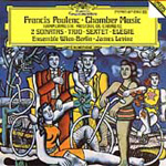Poulenc: Chamber Works (CD)