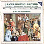 Bach: Christmas Oratorio / Juleoratoriet (CD)