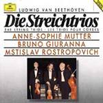 Beethoven: String Trios (CD)