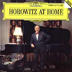 Horowitz At Home (CD)