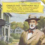 Ives: Orchestral Works (CD)