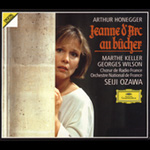 Honegger: Jeanne d'Arc au Bûcher (CD)