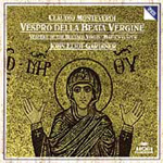 Monteverdi: Choral Works (CD)