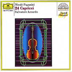 Paganini: Caprices (CD)