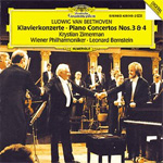 Beethoven: Piano Concertos Nos 3 and 4 (CD)