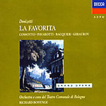 Donizetti: La favorita (CD)