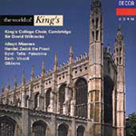 The World of Kings' (CD)