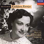 The World of Kathleen Ferrier (CD)