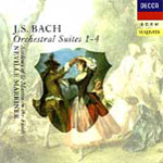 Bach: Orchestral Suites (CD)