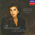 Cecilia Bartoli: Rossini Recital (CD)