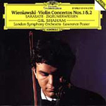 Wieniawski/Sarasate: Works for Violin and Orchestra (CD)