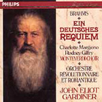 Brahms: German Requiem (CD)