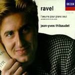 Ravel: Solo Piano Works (CD)