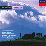 The World of Puccini (CD)