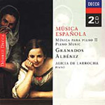 Spanish Piano Works, Vol. 2 (CD)