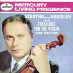 Szeryng plays Kreisler (CD)