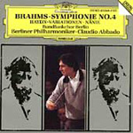 Brahms: Orchestral and Choral Works (CD)