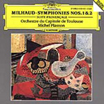 Milhaud: Orchestral Works (CD)
