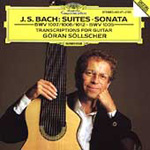 Bach: Transcriptions for Guitar (CD)