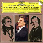 Schubert/Schumann: Sacred Choral Works (CD)