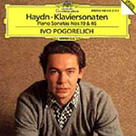Haydn: Piano Sonatas (CD)