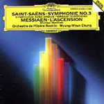 Saint-Saëns/Messiaen: Orchestral Works (CD)