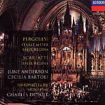 Produktbilde for Pergolesi & A Scarlatti: Choral Works (USA-import) (CD)