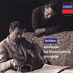 Britten: Vocal Works (CD)
